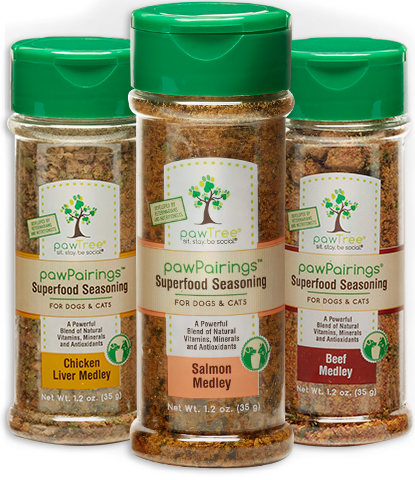 Get your FREE Paw Pairings Seasoning Sample here!